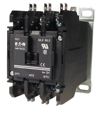 3-Pole Definite Purpose Contactor
