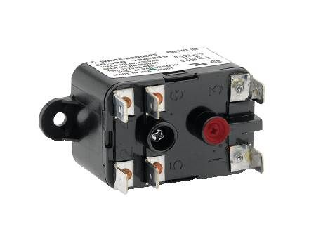 Heavy-duty Enclosed Fan Relay