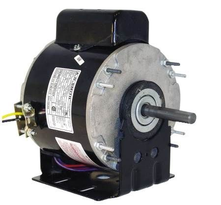 Totally Enclosed Unit Heater Motor