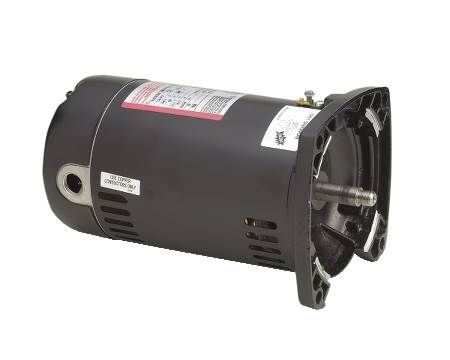 Square Flange Pool Filter Motor