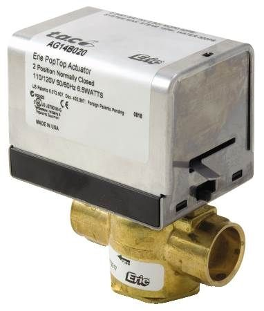 Erie PopTop™ Zone Valve