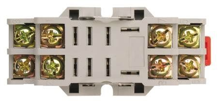 Sockets For Plug-In Relays