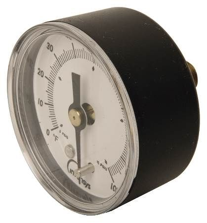Barber-Colman Receiver Gauge