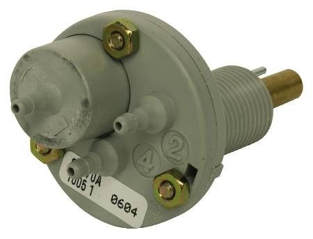 Pneumatic Manual or Minimum Position Switch