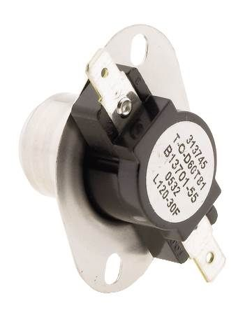 Auxiliary Limit Switch L120°F -30°F (TOD #60T81-313745)