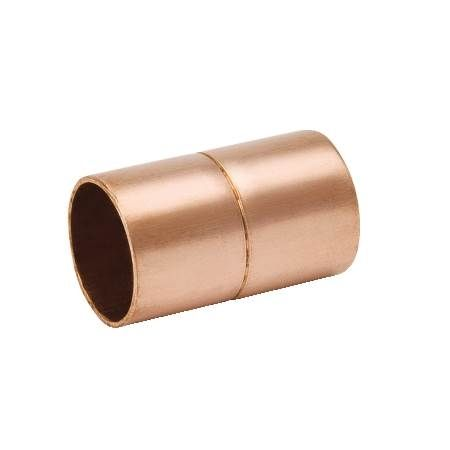 1/4 x 1/4 Copper CxC Coupling