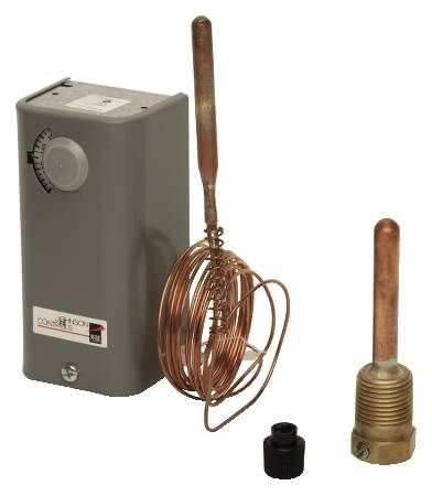 Operating Control for Hot Water Boilers