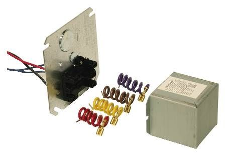 Plate Mounted Relay Receptacle