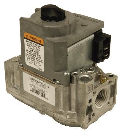 Dual Direct Ignition Gas Valve