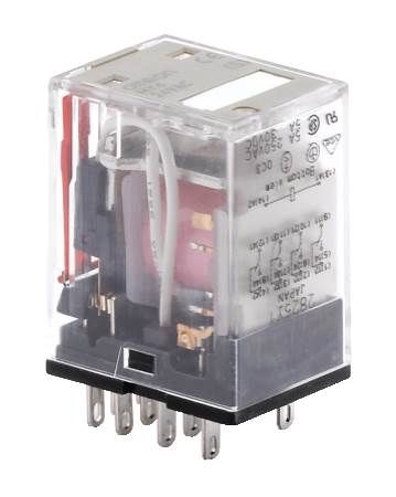 Plug-In Replacement Relay