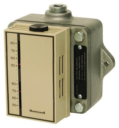 Heavy-Duty Line Voltage Thermostat