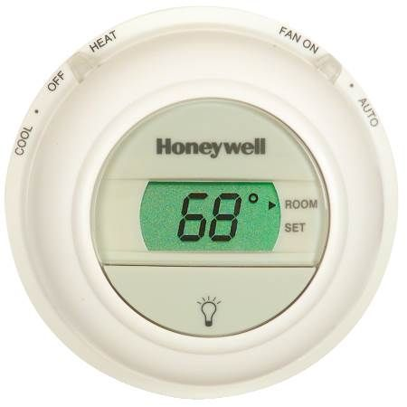 Digital Round® Electronic Thermostat