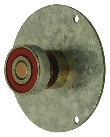 Pully Shaft Assembly Ind Wheel