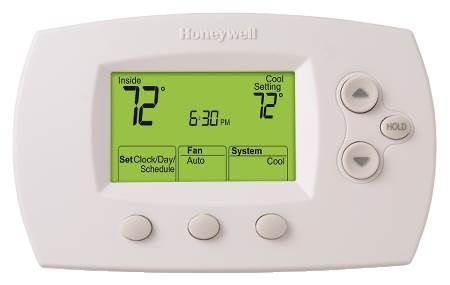 FocusPRO® 6000 Digital Programmable Thermostat