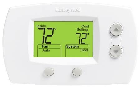 FocusPRO® 5000 Digital Non-Programmable Thermostat
