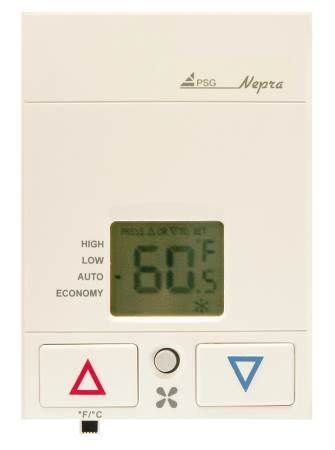 Nepra Series Electronic Fan Coil Thermostat