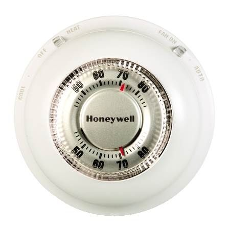 The Round® Mercury-Free Thermostat
