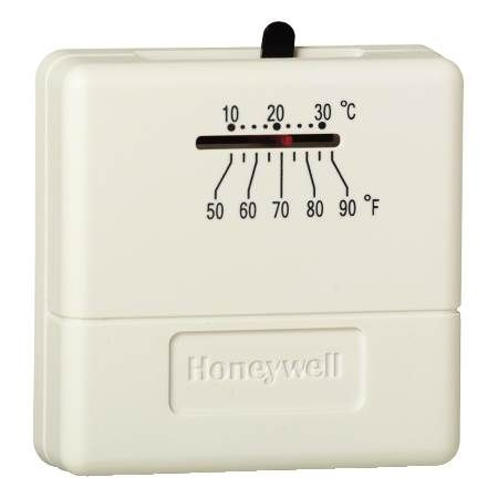 Mechanical Heating/Cooling Thermostat