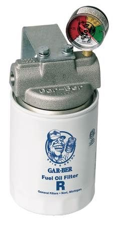Gar-Ber Fuel Oil Filter