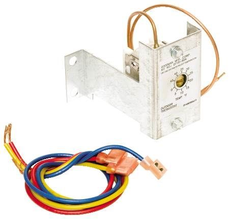 Outdoor Thermostat Kit