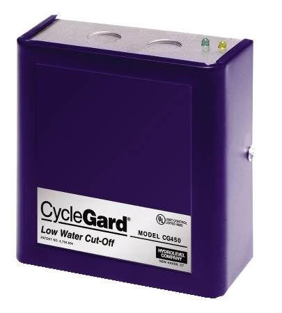 CycleGard Low Water Cut-Off For Steam Boilers
