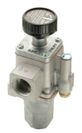 Gas Pilot Safety Valve