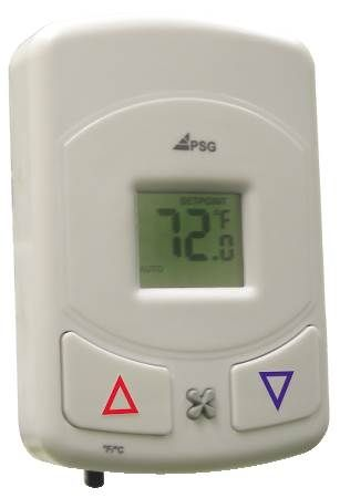 Nepra Premier Series Digital Fan Coil Thermostat