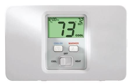 Thermostat Touchscreen