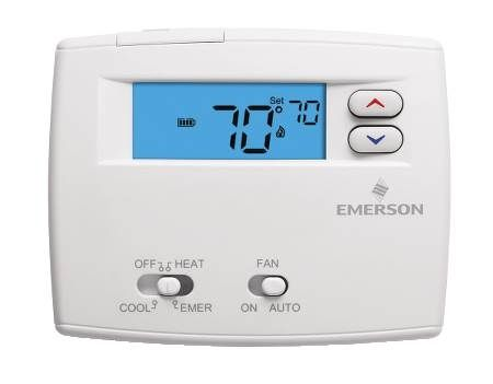 "Blue™ 2"" Non-Programmable Thermostat"