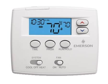 "Blue™ 2"" Programmable Thermostat"