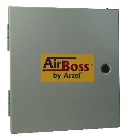 AirBoss 2 Zone Control Panel