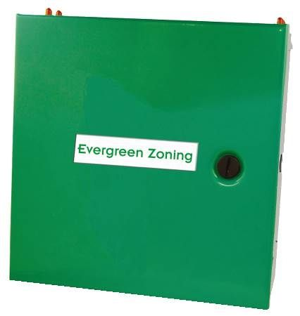 3 Zone Evergreen Zoning Control Panel