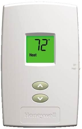 PRO 1000  Non-Programmable Thermostat
