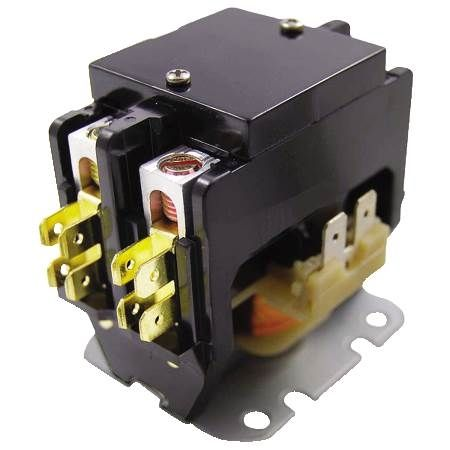 Definite Purpose Contactor 2-Pole