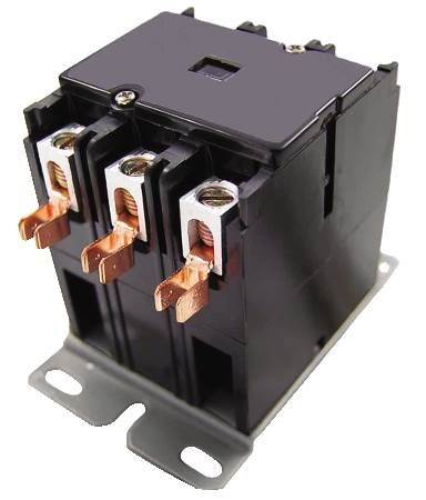 Definite Purpose Contactor 3-Pole