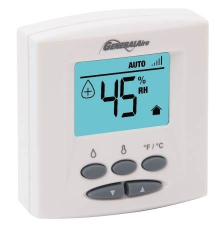 Digital Humidity Control
