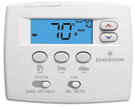 Blue™ Easy Set™ Thermostat