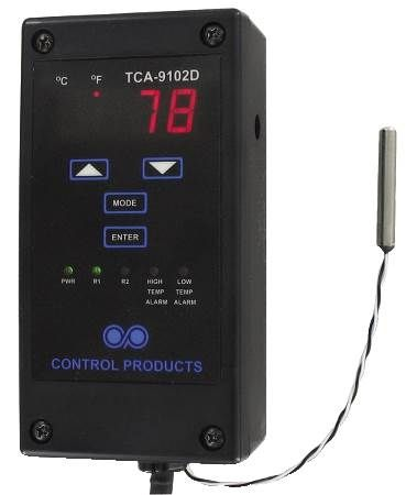 Temperature Control & Alarm