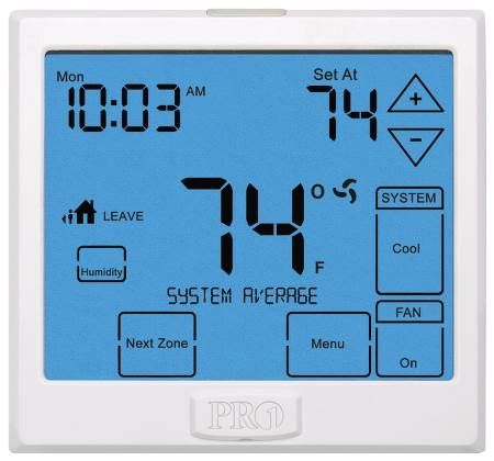 Wireless Programmable Thermostat