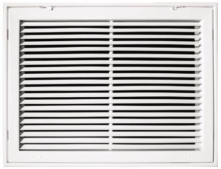 Fixed Bar Return Air Filter Grille