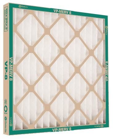 Extended Surface Pleated Filter VP8 - Standard Capacity - 80085 Series