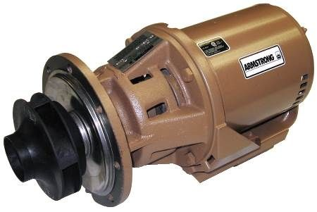 Header Mounted Pump