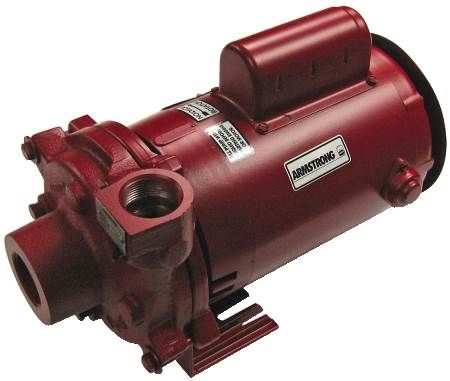 Motor Mounted End Suction Centrifugal Pump