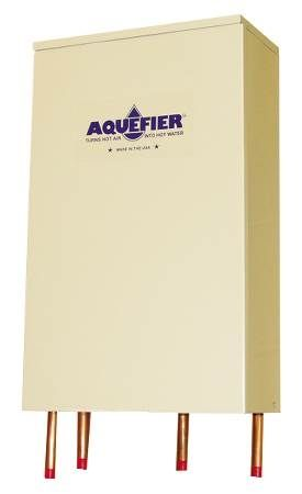 Aquefier Heat Recovery Unit Heat Recovery for Domestic Hot Water