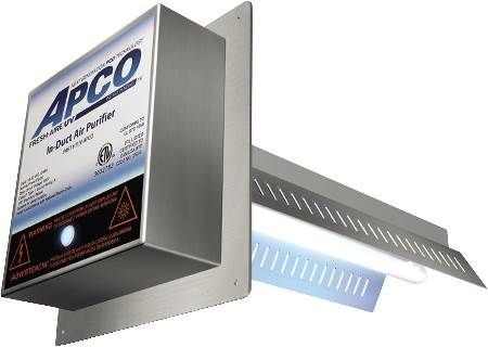 APCO In-Duct Air Purification System