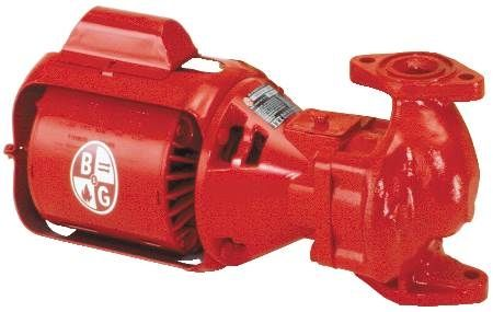 Booster Pumps For Hydronic Heating and Cooling Systems and Service Water Heating
