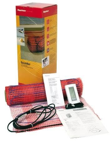 QuickNet Floor Heating System