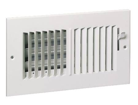 661 Sidewall/Ceiling Registers 10 04 W