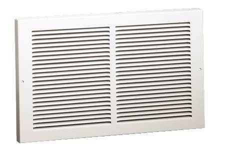 Baseboard Return Air Grilles 14 06 W