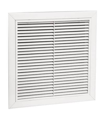 RHF45T Commercial T-Bar Filter Grilles 20 20 W